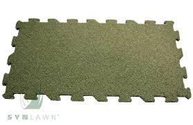 interlocking transitions synlawn modular turf tile transitions