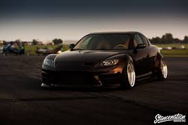 mazda 8 stay out of harm u0027s way vanhecke u0027s mazda rx8 stancenation