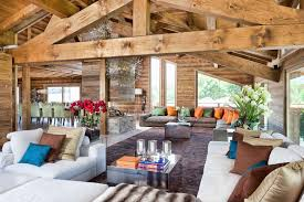 rustic home one oak chalet in combloux the french alps