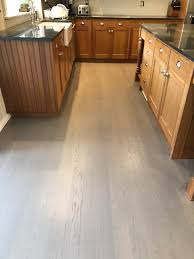 honey oak kitchen cabinets with wood floors to gray or not to gray gray hardwood floors a trend or a