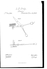 patent us84860 improvement in hair cutting shears google patents