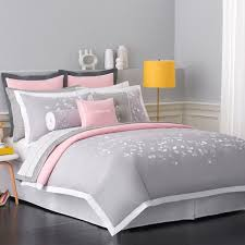 light grey comforter set amazing best 25 pink and grey bedding ideas on pinterest grey