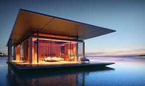 minimalist mobile floating house idesignarch interior design