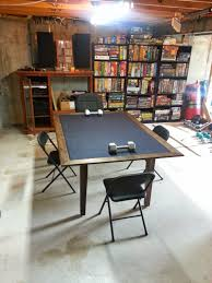 building a gaming table octopus overlords