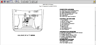 Map Sensor Symptoms Wont Accelerate 1989 Gmc S 15 Jimmy 4 3 Car Was Given To Me