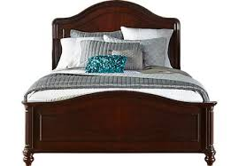 Traditional Cherry Bedroom Furniture - mansell manor traditional bedroom furniture collection