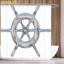 Shower Curtain Nautical Compare Prices On Ship Shower Curtain Online Shopping Buy Low