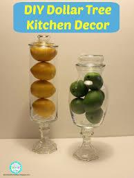 Diy Kitchen Decor by Ria U0027s World Of Ideas Diy Dollar Tree Kitchen Decor