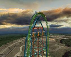 Weather At Six Flags Nj Back On Track Six Flags U0027 Stalled Zumanjaro Plunge To Open Nj Com