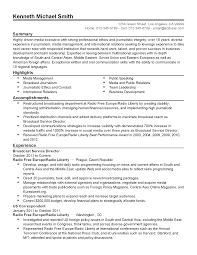 Sample Broadcast Technician Resume Sample Broadcast Technician Resume Template Media Buyer Resume