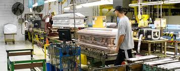 matthews casket company casket makers dig in as sales take hit wsj