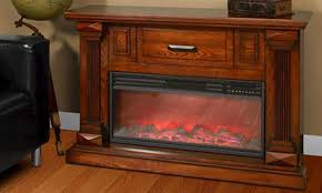 Infrared Quartz Fireplace by 33 Off On Lifesmart 48