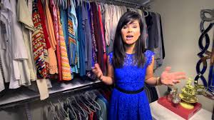 small closet makeover tips organized living youtube