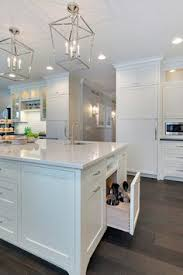 Kitchen Island Lighting Itchen Features A Pair Of Darlana Linear - Home interior design kitchen
