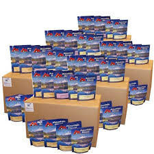 mountain house 6 month food supply pouches