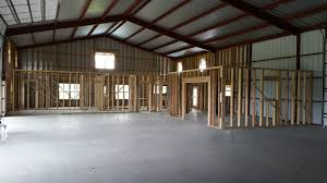 garage building a house out of a pole barn metal barn ideas