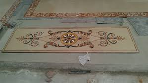 cheap marble floor design waterjet medallion supplier for hotel