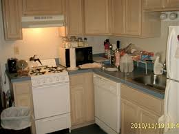 ideas for small apartment kitchens kitchen trend colors white gloss cabinetry modern liances small