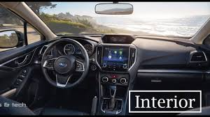 subaru legacy 2018 interior 2018 subaru crosstrek beautiful interior youtube