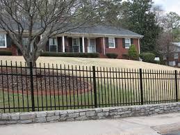 aluminum fence manufacturer maintenance free fencing pool