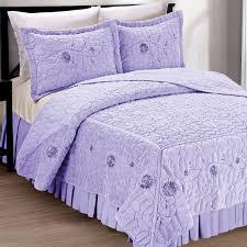 Jcpenney Quilted Bedspreads Bed U0026 Bedding Cora Bedspread Sets In Blue For Bedroom Decoration