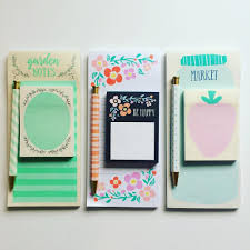i am in love with these adorable stationary sets from target