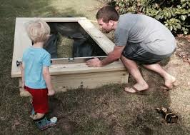 Raised Garden Bed With Bench Seating How To Build A Raised Vegetable Garden Rogue Engineer