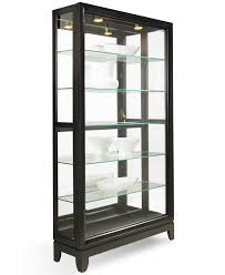 pulaski curio cabinet costco drake dual slide contemporary curio cabinet cabinet furniture
