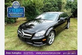 fort worth mercedes used mercedes cls class for sale in fort worth tx edmunds