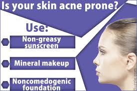 learn the secret to the best makeup for acne prone skin