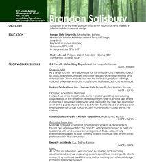 Example Resume For A Job by Interior Design Resume Berathen Com