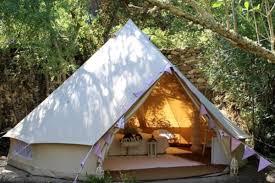 unique tent and tipi camping near cascais