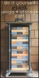 best 25 industrial backyard play ideas on pinterest ikea patio my sweet savannah giant jenga diy with industrial storage thrifty thursday