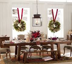 dining room table setting ideas 88 totally inspiring rustic christmas table setting ideas