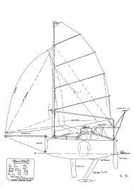 bill u0027s log 10 u0027 ocean going sailboat designs
