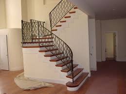 glass staircase and indoor staircase railing u2014 railing stairs and