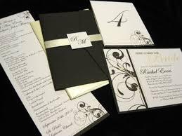 invitation design programs wedding invitations and programs paperinvite