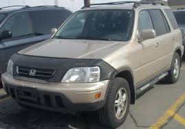 1997 honda cr v information and photos zombiedrive