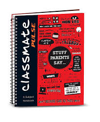 classmate note books classmate premium 6 subject notebook 203mm x 267mm