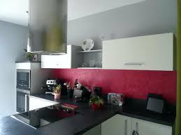 couleur de cuisine mur couleur mur cuisine avec meuble bois génial mur et gris et