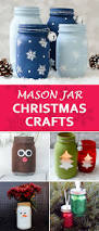 creative and unique mason jar christmas crafts