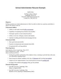 Sample Resume For Secretary by Sample Secretary Resume Free Resume Example And Writing Download