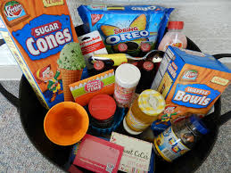 ideas for raffle baskets adorable two orfour draising raffle basket ideas our everyday