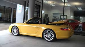 porsche carrera 2007 2007 porsche 911 carrera s cabriolet for sale columbus ohio youtube