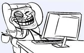 Meme Face Computer - troll face computer gif scumbag p e teacher by cybagruff meme