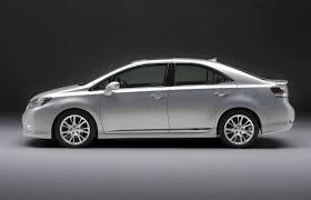 4 cylinder lexus lexus 2010 hs 250h sedan reports motoring web wombat