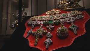 vatican jewelry italian san gennaro collection of gems said to be worth