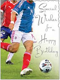 for you grandson happy birthday wishes rugby birthday card