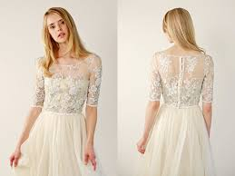 create your own wedding dress mix and match create your own wedding gown 15 totally chic crop