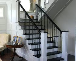 interior railings home depot indoor stair railing home depot stair railing kit stairs and